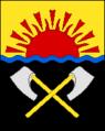 Coat of Arms of Mamonovo (Kaliningrad oblast).png