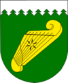Coat of Arms of Raudenai.png