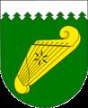 Coat of Arms of Raudenai.png