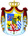 Coat of arms of Grand Duchy of Saxe-Weimar-Eisenach 1846.png