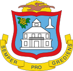 Coat of arms of Sint Maarten.svg