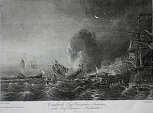 Battle of Cap de la Roque - Image: Coetlogon