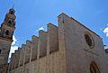 Col·legiata de santa Maria de Gandia, exterior.JPG