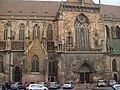 Colmar Cathedral (France) - south transept.jpg