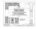 Colonel McNeal House, Union and Bills Streets, Bolivar, Hardeman County, TN HABS TENN,35-BOL,1- (sheet 4 of 16).png