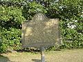 Colquitt County Historical Marker.JPG