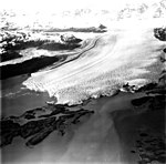 Columbia Glacier, Calving Terminus, Heather Island, July 15, 1977 (GLACIERS 1294).jpg