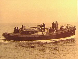 SS Meriones - Cromer Lifeboat H F Bailey III ON 777