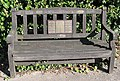 Commemorative Bench - geograph.org.uk - 599222.jpg