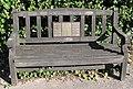 Commemorative Bench - geograph.org.uk - 599222.jpg