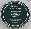 Commemorative Plaque to Jeremy Bentham - geograph.org.uk - 1179188 (2).jpg