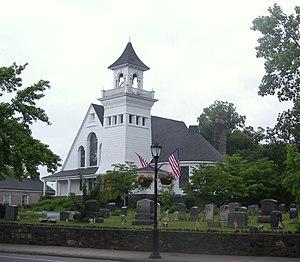 Manhasset, New York - Community Reformed Church