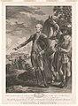 Conclusion de la campagne de 1781 en Virginie. Le Marquis de la Fayette LCCN2004666566.jpg