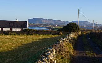 Coney Island, County Sligo - Image: Coney island (Ireland)