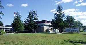 Confederation High School - Image: Confederation HS, Ottawa
