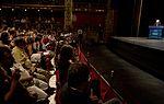 Conferencia magistral de Noam Chomsky - - Foro Internacional por la Emancipación y la Igualdad (16177509343).jpg