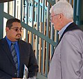Congressman Miller visits Helms Middle School in San Pablo, CA (6872870209).jpg