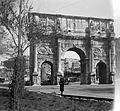 Constantinus császár diadalíve. Fortepan 25112.jpg