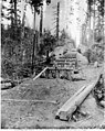 Construction on cable incline near county road, April 21, 1903 (SPWS 267).jpg