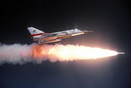 Convair F-106A Delta Dart 1
