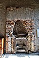 Copped Hall fireplace, Epping, Essex, England.jpg