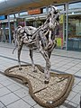 Cork and Driftwood Horse - geograph.org.uk - 374288.jpg