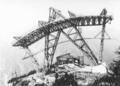 Costruzione della funivia Chiesa Valmalenco-alpe Palù - Italia - 1964.png
