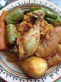 Couscous Tunisien au poulet ( Tunisian chiken couscous ).jpg