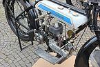 Coventry-Eagle, Bj. 1920 - Motor und Schaltung (2016-09-04).JPG