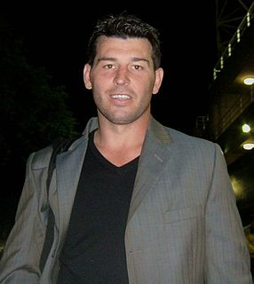 Craig Gower Australian rugby league and union footballer
