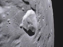 Crater Uker Grail MoonKAM NASA