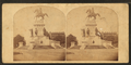 Crawford's statue of Washington, Capitol Square, Richmond, Va, from Robert N. Dennis collection of stereoscopic views.png