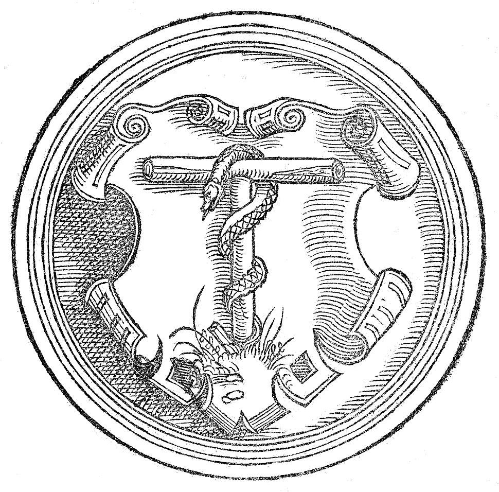 Crest of Philipp Melanchthon