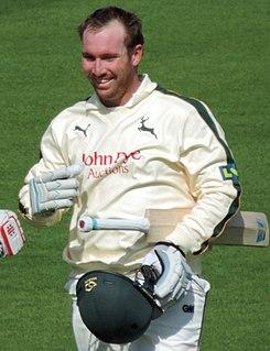 Brendan Taylor Zimbabwean cricketer