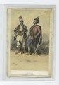 Croaten, (1) au Fuss, (2) zu Pferd (NYPL b14896507-89841).tif