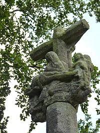 Croix de chemin à Plounévez-Moëdec 03.JPG