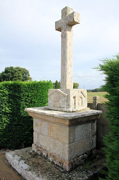 Croix de cimetière (Quily)