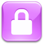 Crystal Clear action lock6.png