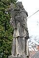 Csabrendek, Nepomuki Szent János-szobor 2021 06.jpg