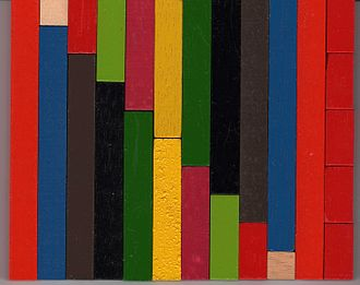 Silent Way - A set of Cuisenaire rods