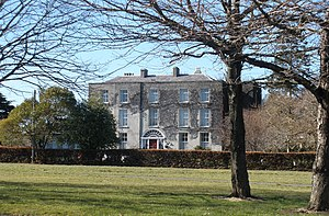 White Fathers - Cypress Grove House, home of the White Fathers in Ireland