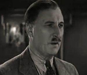 Cyril Chadwick - Still from Sensation Hunters (1933)