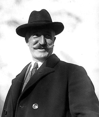 Czesław Mączyński - Czesław Mączyński as Deputy to the  Polish parliament Sejm, 1920s
