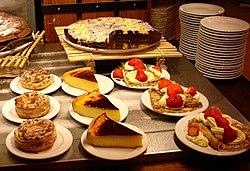 Restaurant Paris Dessert Sale