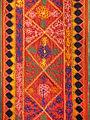 Détail dune robe de fête de Palestine (lOrient des femmes, musée du quai Branly) (5438529180).jpg