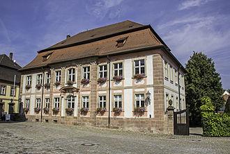 Spalt - City Hall of Spalt