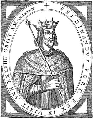 Ferdinand I of Portugal