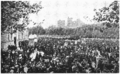 D421- une foule méridionale (Narbonne, le 5 mai 1907.) - Liv4-Ch03.png