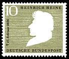 DBP 1956 229 Heinrich Heine.jpg