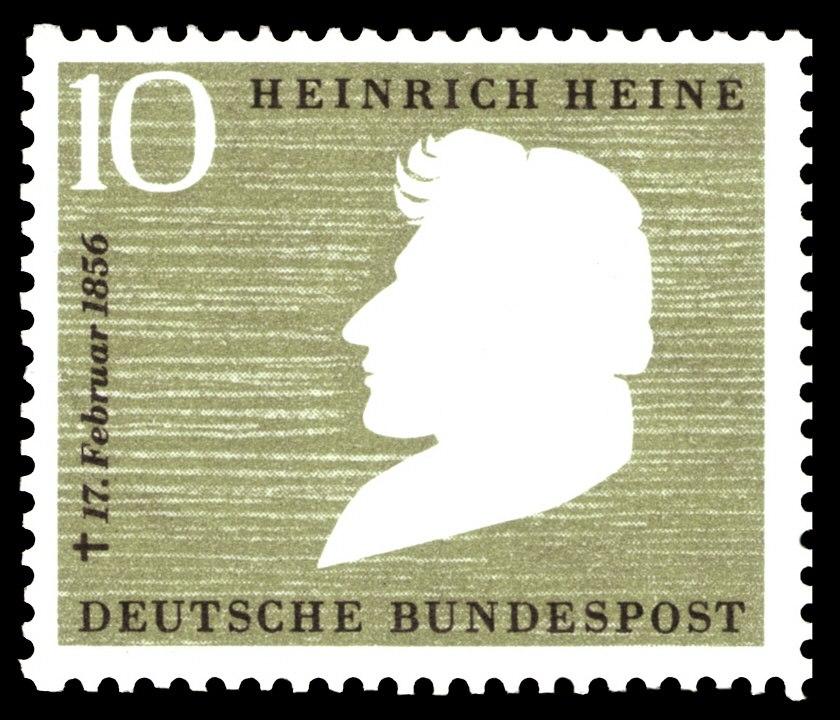DBP 1956 229 Heinrich Heine